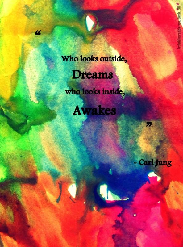 Dreaming vs. Awakening
