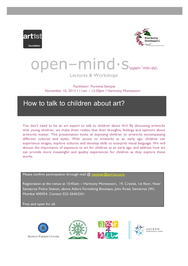 Open Minds Seminar