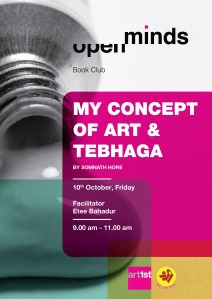 My Concept of Art & Tebhaga-01