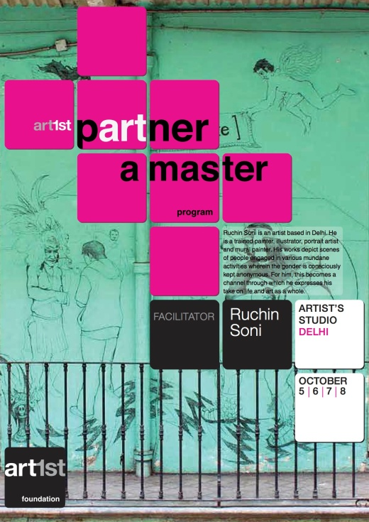 Partner A Master Ruchin Soni Option 1