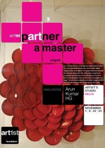 Partner A Master Arun Kumar HG-01
