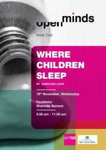 Book Club Where Children Sleep