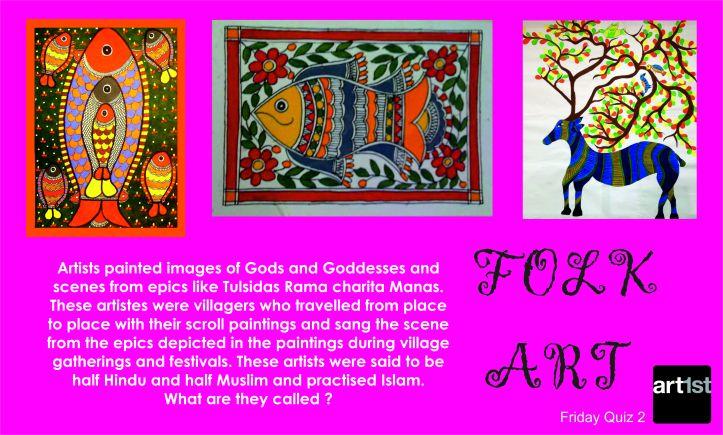 folk art template