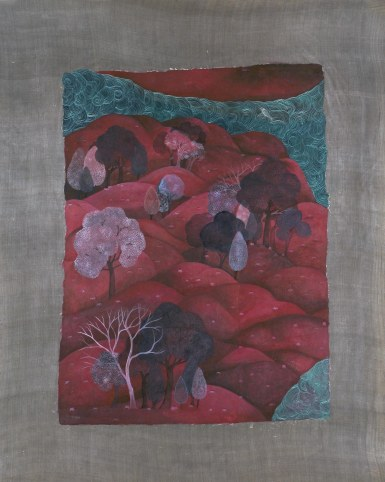 Varunika Saraf, Tryptich 1(part 1), 2009