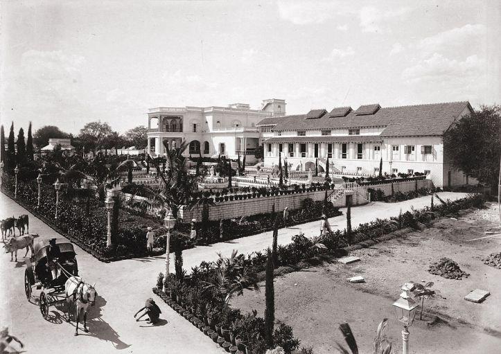 Bashir Bagh Palace, Hyderabad