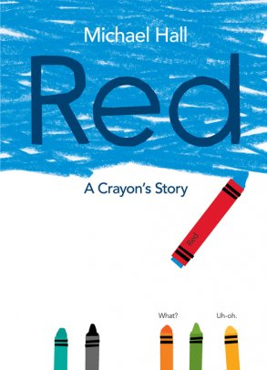 Red- A Crayon's Story