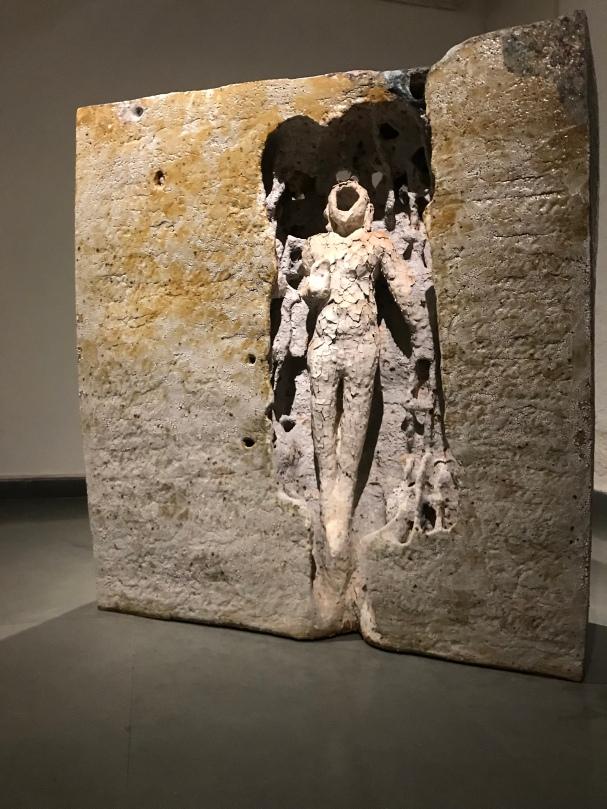 2  Cheraweti Stoneware 49x46x16 inches  2018 II.jpg