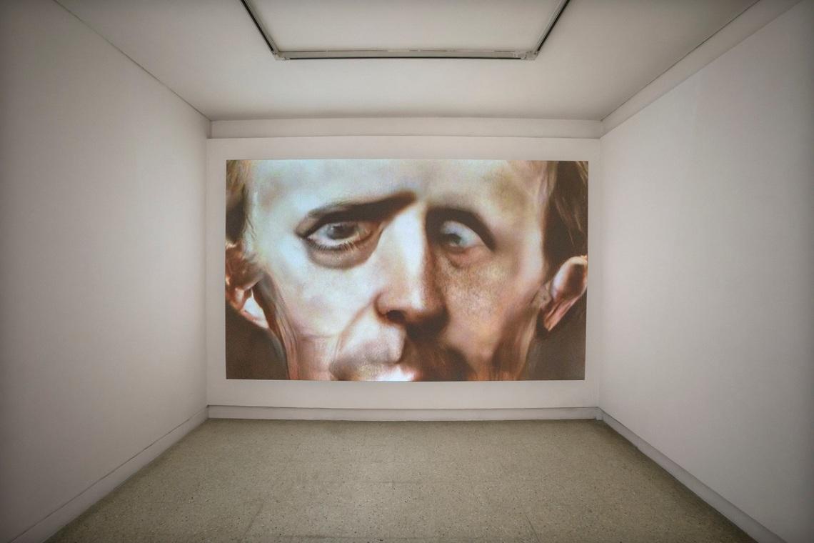 Self-Portrait - Mario Klingemann
